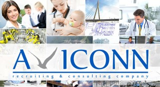 Company AVICONN is seeking a recruitment consultant.